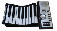 Wholesale Portable Keys Electronic Digital Roll Up Roll Up MIDI Soft Piano Keyboard