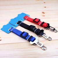 Wholesale Multifunctional Pet Dog Cat Safety Seat Belt Vehicle Car Harness Lead Adjustable