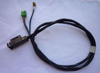 Wholesale Car Audi A4L A5 A6L Q5 Q7 music connector MMI G AMI wires