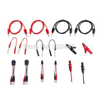 automotive wiring kits - Tools Maintenance Care Diagnostic Tools wiring accessories kit cables for Multi function automotive circuit test MT