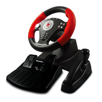 automobile vibration - 2015 new Game accessory Dillon pupt808 simulation automobile race vibration pc usb computer game steering wheel