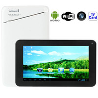 Wholesale Original Amaway A702 Allwinner A13 GHz MB GB inch x P Capacitive Touch Screen Android WIFI Tablet PC