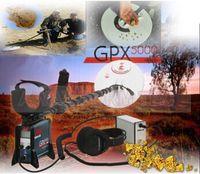 Wholesale GPX Gold Detector Ground Metal Detector Gold finder Treasure Locator