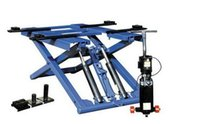 Wholesale Portable Scissor Lift No need to install movable for use Manual lock release simple and practical