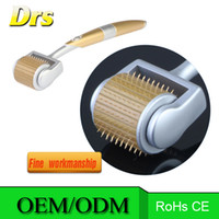 Wholesale Hot sale microneedling derma roller zgts with titanium needles for facial care