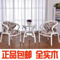 Wholesale Fashion furniture creative round backed armchair in coffee shop simple leisure chair personality computer chair