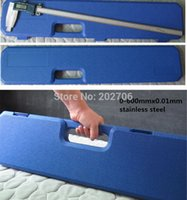 Wholesale Factory outlet MM inch Digital Caliper mm Heavy duty digital vernier caliper gauge with nib jaws