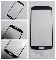 Wholesale Outer Front Glass Lens Screen Digitizer Touch Screen Cover touch panel screen protector For Samsung Galaxy S4 I9500 I9505 I337