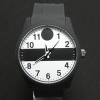 ad cases - luxury men AD sports watches colors case fashion casual wrist watches men women dress quartz watches