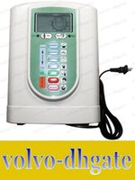 Wholesale LAI924 Alkaline Water Ionizer for home use JM with stage water purif electrode plates Digital TDS Meter Tester Filter Water Quality