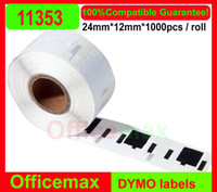 Wholesale 18x Rolls Dymo Compatible Labels Multipurpose Seiko labels mm x mm adhesive sticker