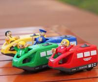 al por mayor trenes thomas-DHL libera el tren eléctrico compatible con los trenes de Thomas para los niños