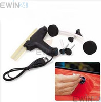 Wholesale Professional Car Dent Ding Damage Repair Removal Tool Pops Dent DIY Good Quality New sets