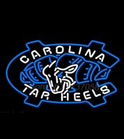 air north - UNC North Carolina Tar Heels NEON SIGN GARAGE Handicraft Custom Avize Neon Nikke Air Jorddan Neon Sign Real Glass Tube