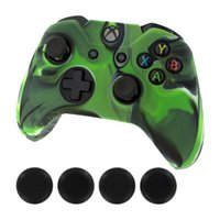 Cheap silicone case for xbox one Best camouflage case