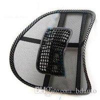 Auto fournitures rembourrage soutien lombaire chaise de bureau de coussin de massage de massage lombaire oreiller soutien tournure