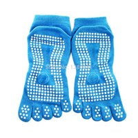 Wholesale 2pair women fitness yoga socks products outdoor lovely solid color knitted socks