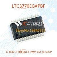 Cheap LTC3770EG#PBF IC REG CTRLR BUCK PWM CM 28-SSOP LTC3770EG 3770 LTC3770 3pcs