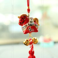 auto accessories - Car pendant car accessories chinese knot hangings auto supplies decoration