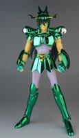 action speed - Speed Model Draco Shiryu v1 action figure toy Saint Seiya bronze cloth myth metal armor with casual cloth