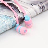 amazing mobile - Super clear voice earphone Metal Ear Headphones Mobile Computer MP3 Universal MM headphone amazing sound