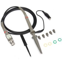 Wholesale Price Set P6100 Oscilloscope Probe DC MHz Scope Clip Probe MHz For Tektronix for HP order lt no track
