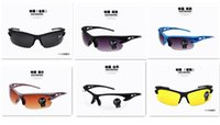best cycling sunglasses - best price new fashion colors Bicycle Glass sun glasses Sports goggles driving sunglasses cycling D614