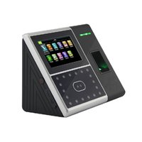 Wholesale Good quality high speed face time attendance with fingerprint and RFID card reader door access control system iface302