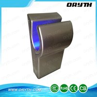Wholesale 2016 New Automatic Electric Hand Dryer Hygiene Ultra Fast Brush Airblade Jet Airflow Hand Dryer for Home Appliance