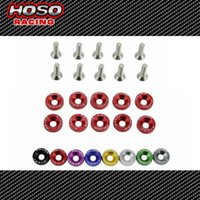 Wholesale JDM Fender Washers set washers and bolt for Honda Acura Mazda Mitsubishi Nissan
