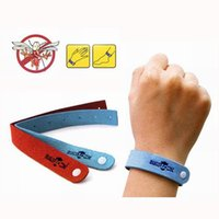 Cheap Anti Mosquito Mozzie Bug Insect Killer Repellent Bracelet Wristband Camping