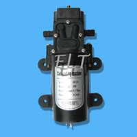 Wholesale Car Washing Pump DC V W Water Pump L min Micro Car Diaphragm with Backflow Valve Electric Water Sprayer Pump