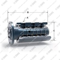 Wholesale 5 channel rotary joint Stainless steel high temperature resistant