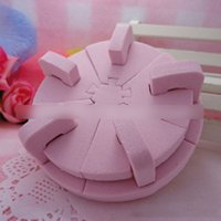 manicure table - FY Pink Sponge Nail Art Tips Stand Display Nail Working Table Fashion Manicure Salon Tool
