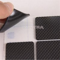 Wholesale 2014 NewHoliday Sale Furniture Accessories Anti Skid Chair Protector Pads Square
