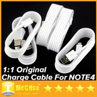 Wholesale High Quality Charger Cable Micro USB Data Charger USB Cable Cables For Note NOTE3 NOTE S5 S3 S4 HTC M8 NOKIA Smart Phone