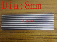 Wholesale DHL Hot Sale mm quot Straight Stainless Steel Straw drinking straw beer and fruit juice straw