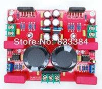al por mayor ne5532 dual-2 x 68W vatios Junta NE5532 + LM3886 Amplificador de audio de canal dual montado tablero del amplificador Amplificador barato