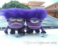 Wholesale Despicable Me Despicable Me small yellow person purple plush toy doll dolls new sources of foreign trade