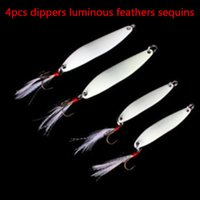 Wholesale Lure Soft Bait Hard Bait Luminous Fish Hooks For Fishing Pesca Carp Fly fishing Artificial Lures Fishing Tackle Accessories