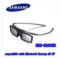 Wholesale 100 New Genuine Original D Bluetooth Active Shutter Glasses for Samsung SSG GB TV FDE ES Series Universal