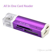 best sdhc memory card - Card Readers All in One USB Multi Memory Card Reader for Micro SDTF M2 MMC SDHC MS Best Memory Cards Readers