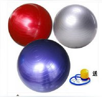 Wholesale otal Body Balance Ball Kit Exercise Stability Ball with Pump Included Cm Yoga Ball