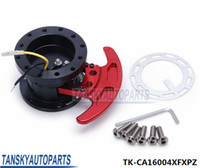 Wholesale Tansky JDM Universal Steering Wheel Snap Off Quick Release Hub Adapter Boss kit TK CA16004XFXPZ Have In Stock