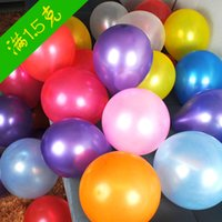 Wholesale wedding decoration ballon multi color balloons for party Christmas wedding decoration giant latex balloons inch