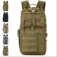 Wholesale Outdoor Military Tactical Assault Backpack Molle System day Life Saver Bug Out Bag Survival SWAT Police Carry