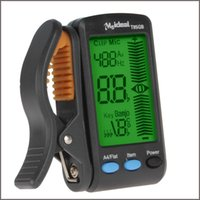 Wholesale Meideal T85GB Guitar Bass Tuner with Excellent Back light LCD Display