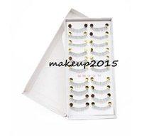 Wholesale 2015 NEW False eyelashes Taiwan pure hand made cotton stalk false eyelashes natural paragraph false eyelash