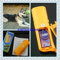 Wholesale New Lighting LED Digital Ultrasonic Dog Repeller Training Device Trainer in Battery Dog Off Brand New Good Quality