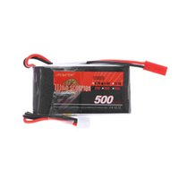 Wholesale Wild Scorpion V mAh C MAX C JST Plug Lipo Battery S for RC Car Airplane Blade CX Helicopter